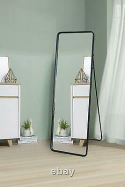 60 Full Length Mirror Bedroom Floor Mirror Standing Hanging Large Wall Mirror