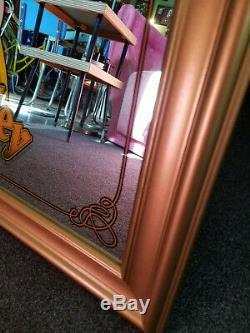 Beautiful Utica Club Schultz & Dooley Steins Large Wall Mirror 34.5 x 25