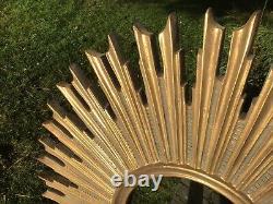 Extra-Large 41 Sunburst Mirror