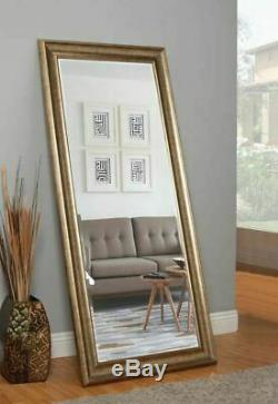 Full Length Mirror Antique Decor Accent Furniture Wall Mount Large Big Standing