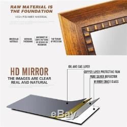 Full Length Mirror Dressing Floor Makeup Mirrors Large Wall-Mounted Wall Leaning