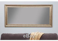 Full Length Mirror Leaning Floor Large Gold Big Standing Bedroom Wall Mounted