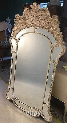 Gorgeous Shabby Ornate Large 6' Wall Mirror Elegant