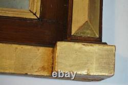 Large Antique Gold Gilt French Empire Wall Mirror