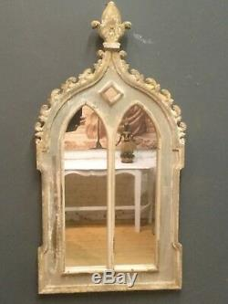 Large French Style Ornate Gothic Shabby Chic Wall Mirrori