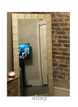 Large Full Body Mirror Leaning Wall Mirrors Floor Living Room Bedroom Hallway