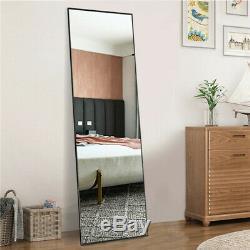 Large Full Length Floor Mirror Leaning Wall Living Bedroom Standing Makeup