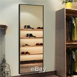 Large Full Length Mirror Floor Mirrors Full Body Wall Mounted Hang Makeup Tall