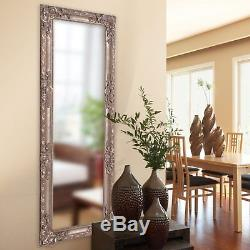 Large Full Length Vintage Antique Wall Mirror Vanity Art Home Room Decor 62
