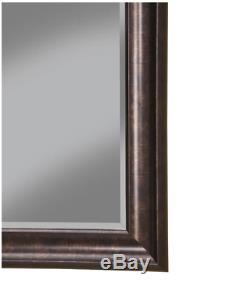 Large Mirror Full Length Living Bedroom Lounge Dressing Room Beveled Wall Floor