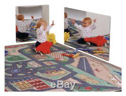 Large Wall Mirror Kids Classroom Furniture Daycare