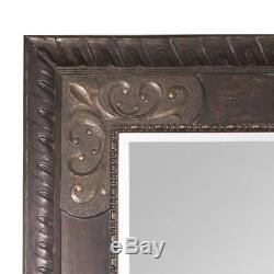 Leaner Mirror Full Length Floor Oversized Extra Large Wall Bronze Antique Huge