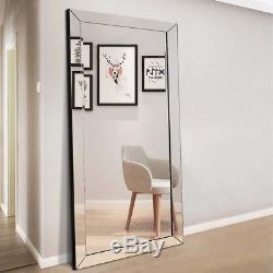 Leaning Mirror Floor Length Full Body