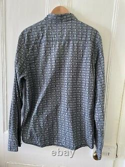 Moschino Mirror Mirror on The Wall Vintage Shirt Large