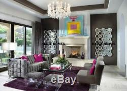 NEW LARGE GRAND 75 CHIC MODERN FLOOR Wall ART DECOR Beveled Mirror