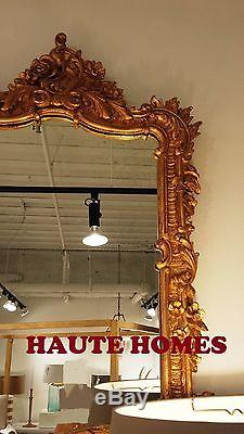 NEW LUXURY BAROQUE LARGE 38 VICTORIAN GILDED ORNATE SCROLL FLORAL Wall Mirror