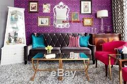 NEW Stunning LARGE 43 VENETIAN ETCH ENGRAVE ORNATE FRAME Wall Vanity Mirror